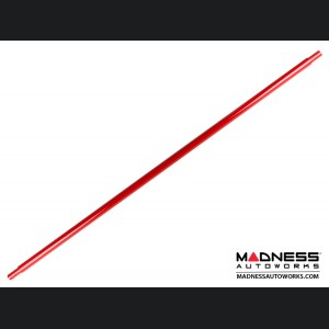 FIAT 500 ABARTH Rear Torsion Bar by MADNESS - Red