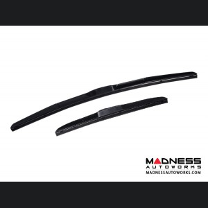 FIAT 500 Windshield Wipers - Front Set - OEM Style by MADNESS