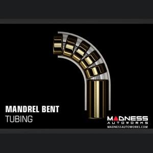 FIAT 124 Performance Exhaust - Magnaflow - Sport Series - Dual Exit