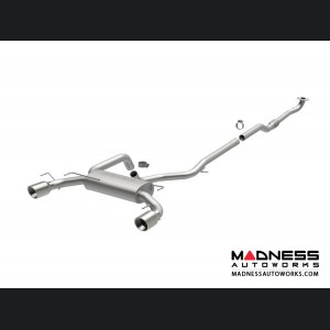 FIAT 500 Performance Exhaust by Magnaflow - Dual Exit - 1.4L Multi Air Turbo