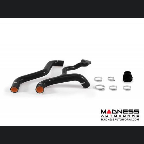 FIAT 500 Silicone Radiator Hose Kit - Mishimoto - Black - 1.4L Multi Air Turbo