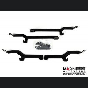 FIAT 500X Side Steps - Misutonida - V4