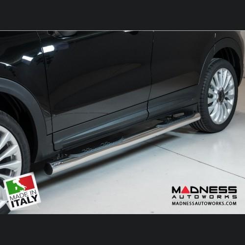 FIAT 500X Side Steps by Misutonida - V2