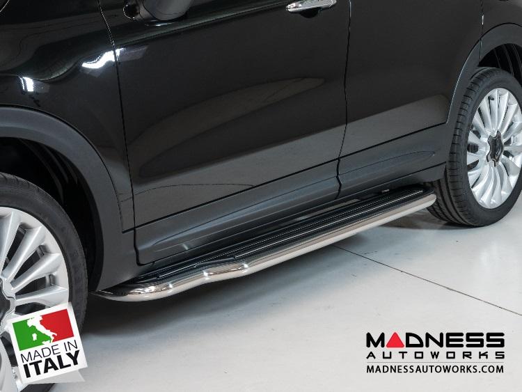 FIAT 500X Side Steps by Misutonida - V1