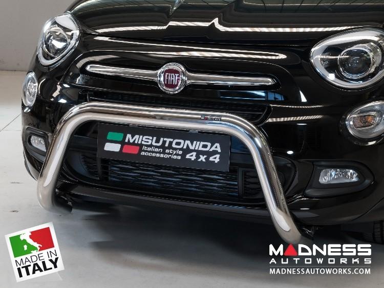 FIAT 500X Front Bumper Guard - Misutonida - V2