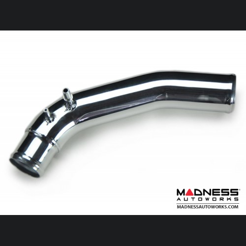 FIAT 500 After Airbox High Flow Intake Pipe - Fits 1.4L Turbo Motor