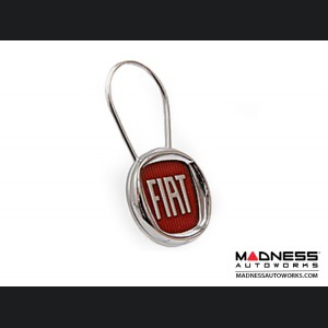 Keychain - FIAT Badge