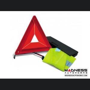 FIAT 500 Roadside Safety Kit - Genuine FIAT
