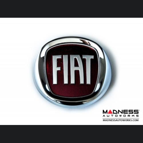 FIAT 500 Badge - Genuine FIAT - Front