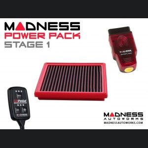 FIAT 500X 2.4L MADNESS Power Pack - Stage 1