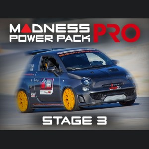 FIAT 500 MADNESS Power Pack PRO - Stage 3 - 1.4L Turbo Models