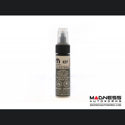 FIAT Touch Up Paint - Verde Oliva (Olive Green) - KEP