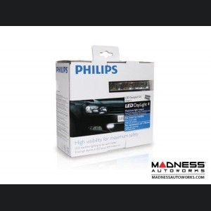 FIAT 500 LED Set by Philips - 4 High Power Philips LEDs