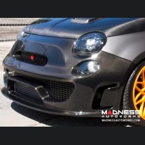 FIAT 500 Front End - Carbon Fiber