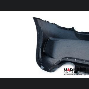 FIAT 500 Rear Bumper - Carbon Fiber