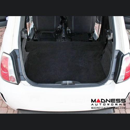FIAT 500 Rear Seat Delete Carpet Kit
