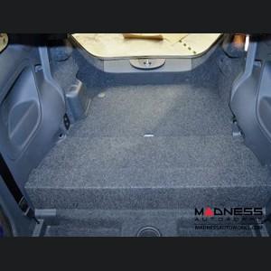 FIAT 500 Rear Seat Delete Kit