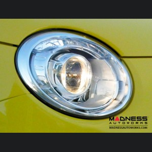 FIAT 500 Headlamp - Complete Assembly - Passenger Side