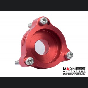 FIAT 500 Blow Off Adapter Plate - SILA Concepts - 1.4L Multi Air Turbo - Non Adjustable