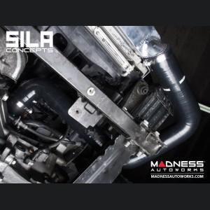 FIAT 500 Front Mount Intercooler - 1.4L Multi Air Turbo - Bar + Plate Design - SILA - Factory Blem