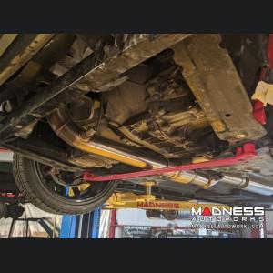 FIAT 500 Lower Subframe Brace - SILA Concepts
