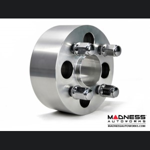 FIAT 500 Wheel Spacers (2) by SILA Concepts - 60mm