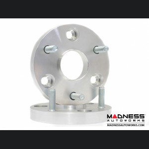 FIAT 500 Wheel Spacers by SILA Concepts (2) - 20mm