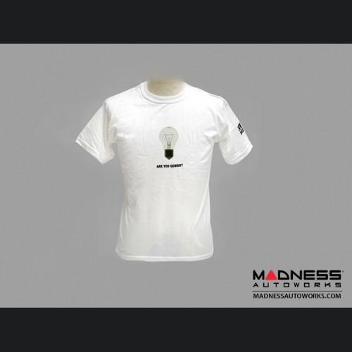 FIAT 500 T-Shirt - Are you Genius?
