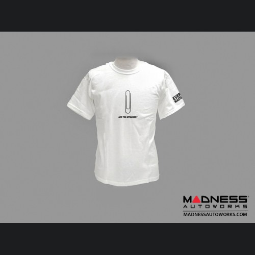 FIAT 500 T-Shirt - Are you Attached?