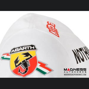 """ABARTH T-Shirt - """"Nothing like an ABARTH"""" - White"""