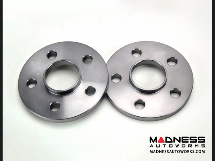 FIAT 500L Wheel Spacers by RaceMax (2) - 12mm (w/ bolts)