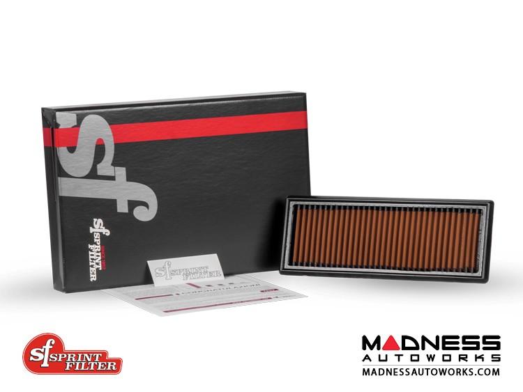 FIAT 500 Performance Air Filter - Sprint Filter - 1.4L Multi Air Turbo - S High Performance