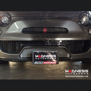 FIAT 500 License Plate Mount - Sto N Sho