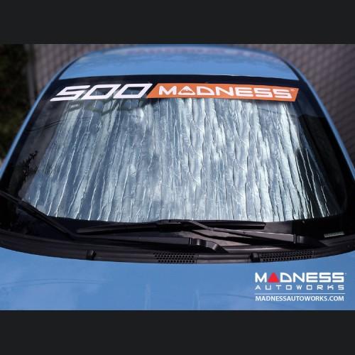 FIAT 500 Windshield Reflector by Intro-Tech - w/ Rain Sensor