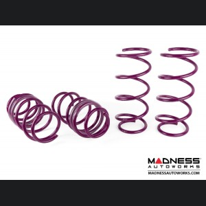 FIAT 500X Lowering Springs by MADNESS