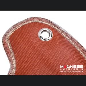 FIAT 500L Thermal Blanket - 1.4L Multi Air Turbo - Red Silicone/ Fiberglass