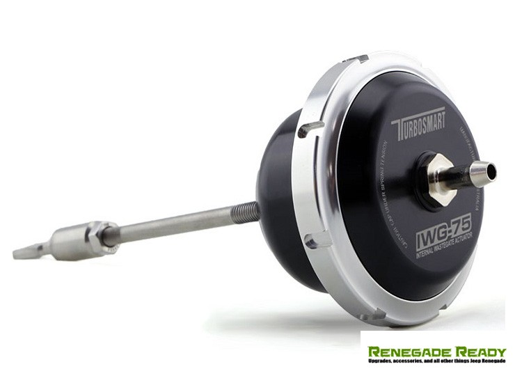 FIAT 124 Turbo Actuator - Turbosmart