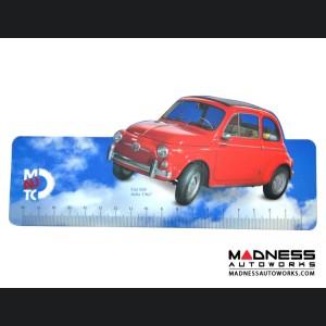 Classic Fiat 500 Ruler - Turin Car Museum