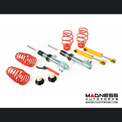 "FIAT 124 Spider Coilover Kit - MADNESS ""Autosport"" by V-Maxx"