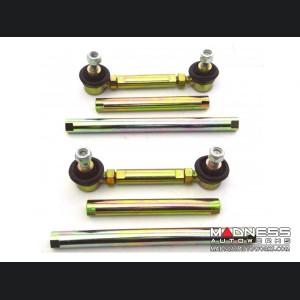 FIAT 500 Adjustable End Link Kit - by V-Maxx