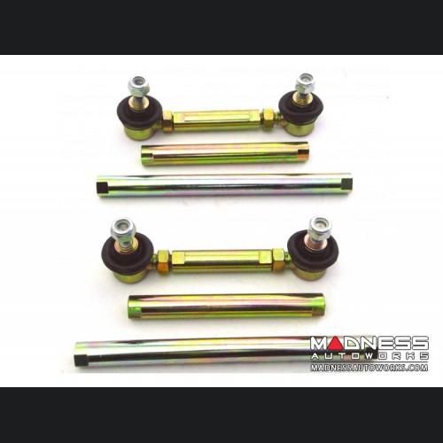 FIAT 124 Adjustable End Link Kit - by V-Maxx