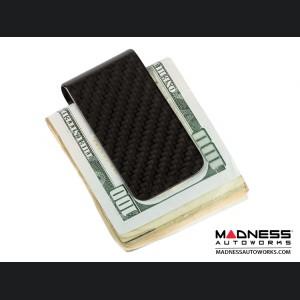 Carbon Fiber Money Clip by Feroce Carbon