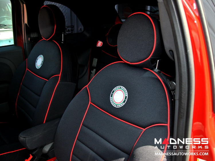 FIAT 500 Seat Covers