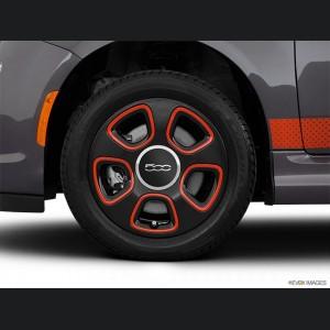 "FIAT 500e Wheel (1) - ""Take Off"""