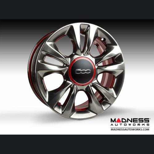 FIAT 500 Genuine Wheel - Turbo