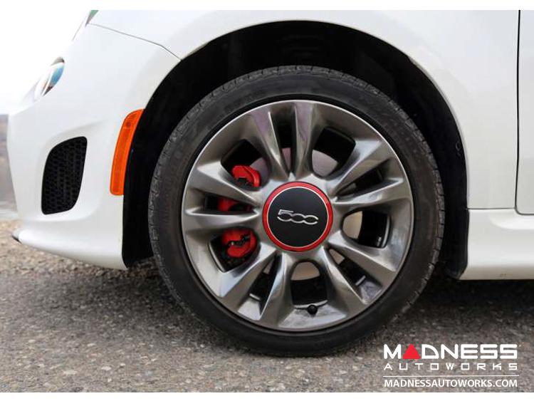Fiat 500 Genuine Wheel Turbo Fiat 500 Parts And
