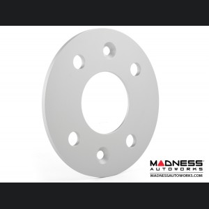 FIAT 500 Wheel Spacers by Athena - 5mm (set of 2 w/ bolts)