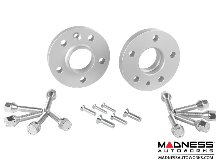 FIAT 500L Wheel Spacers by Athena - 16mm (set of 2 w/ bolts)