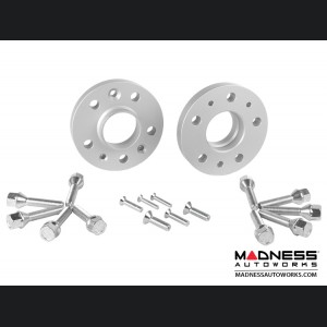 FIAT 500X Wheel Spacers by Athena - 17mm (set of 2 w/ bolts)