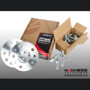 FIAT 500X Wheel Spacers by Athena - 5mm (set of 2 w/ bolts)